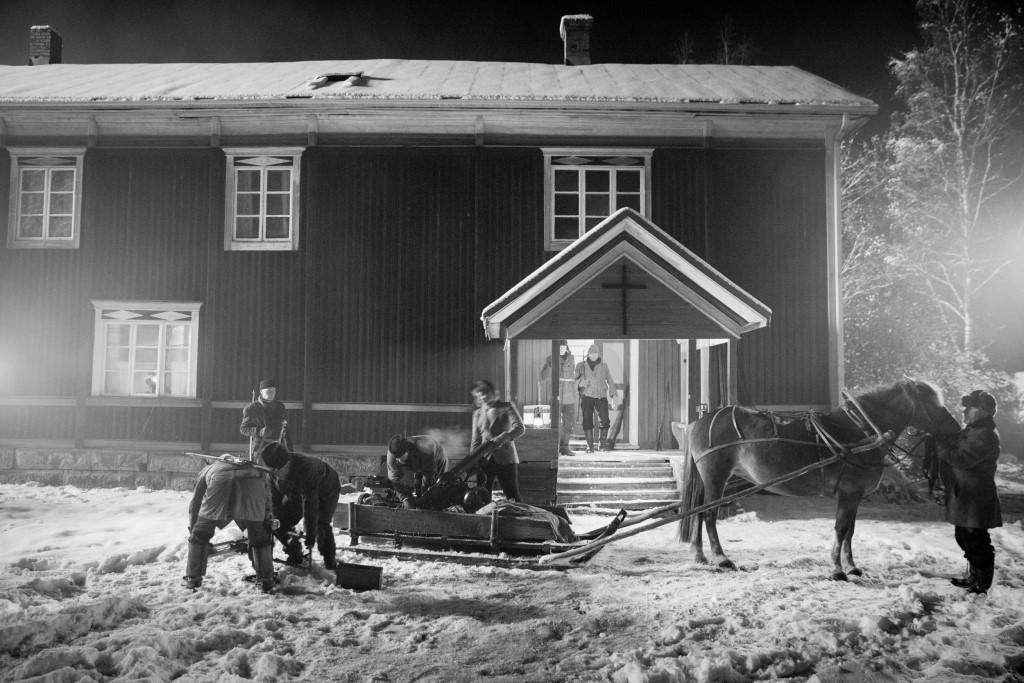 Tammisunnuntai 1918 -dokumentti (MRP Matila Röhr Productions Oy, Kuva: Riku Isohella)