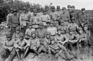 Särkisyrjässä 1941
