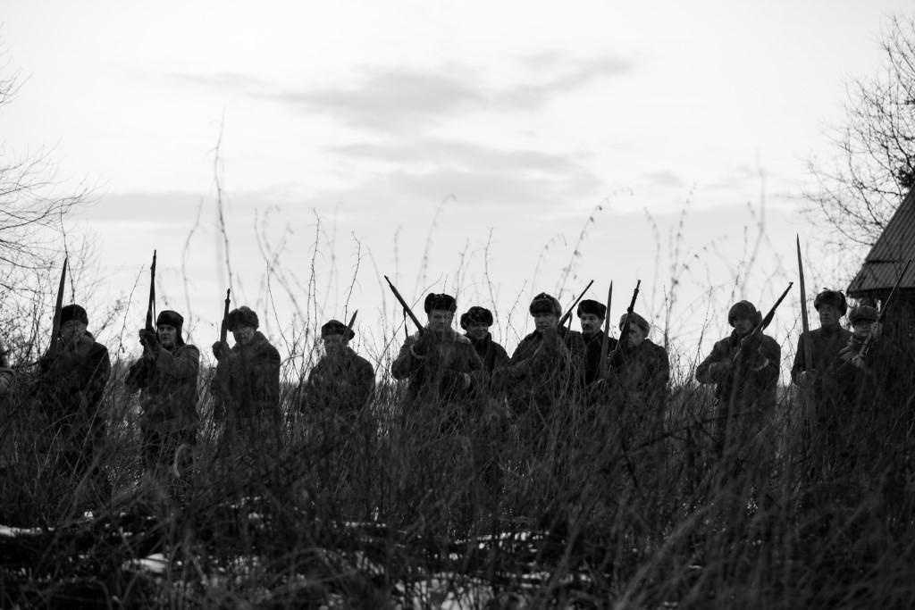 Tammisunnuntai 1918 (Kuva: Riku Isohella)